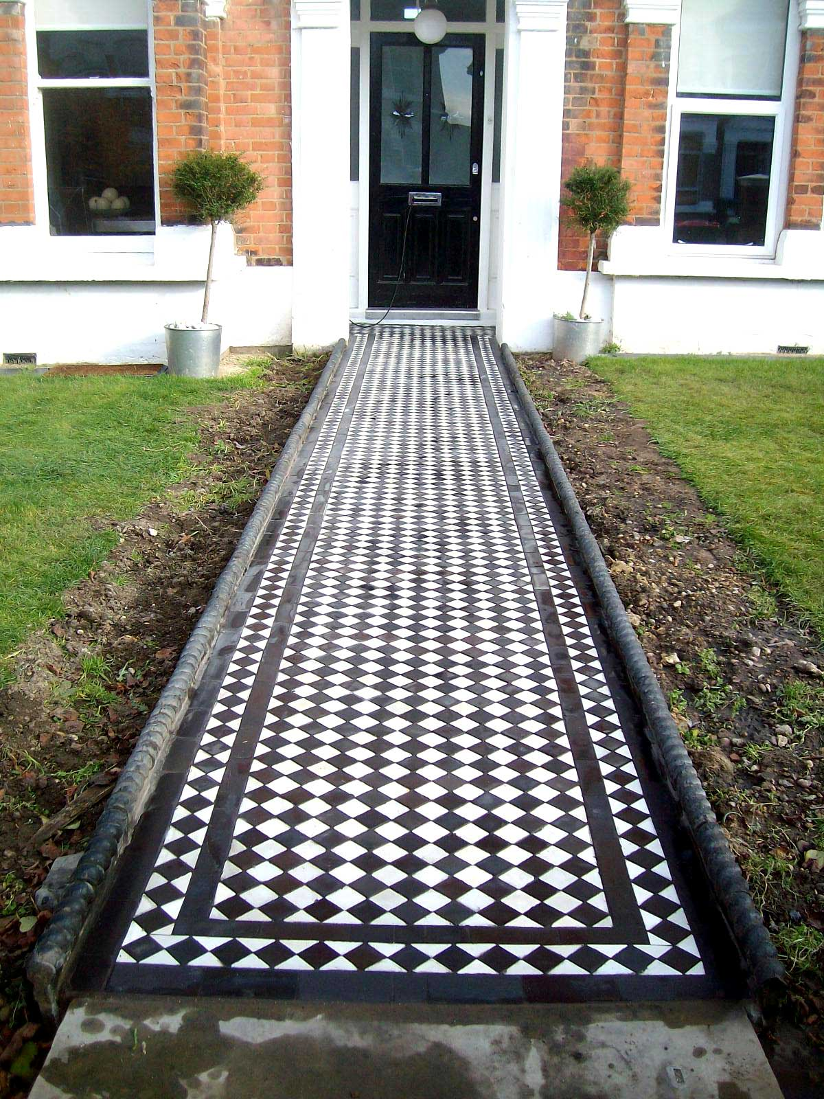 Complete Victorian Path Renovation London Victorian