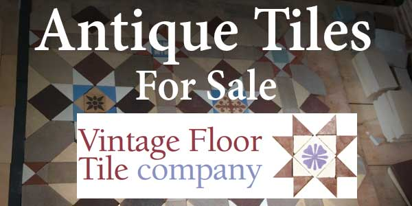 Vintage Floor Tile Company Advert